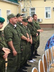 100-летие пограничных войск Российской Федерации