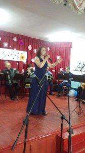Отчетный концерт в ДХШ