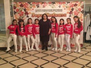 «Народный коллектив детской вокальной группы «А-класс!»