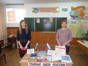 Конституция России – Основной Закон государства