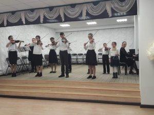 Конкурс ансамблевого и  оркестрового исполнительства