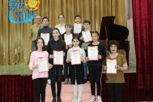 I тур IV Республиканского конкурса ансамблевого и оркестрового исполнительства среди учащихся ДШИ КЧР