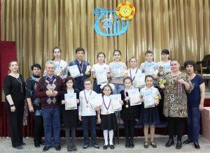 Международный конкурс Юных Дарований и Талантов