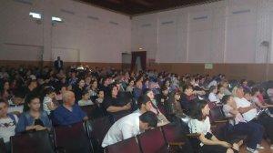 Информация о выступлении государственного ансамбля « Эльбрус»