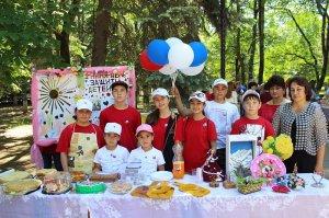 Усть-Джегутинский муниципальный район отметил Международный День защиты детей