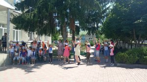 27 июня состоялось мероприятие в а. Сары-Тюз.