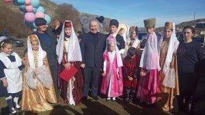 Гордость моя- Кызыл- Кала!